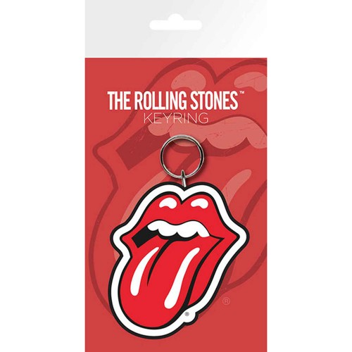 Breloc The Rolling Stones Classic Tongue