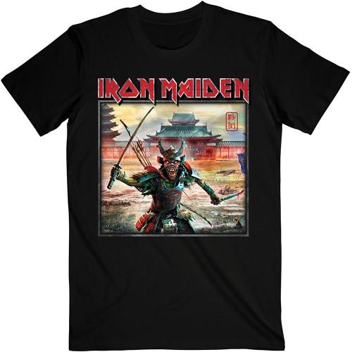 Tricou Iron Maiden Senjutsu Album Palace Keyline Square