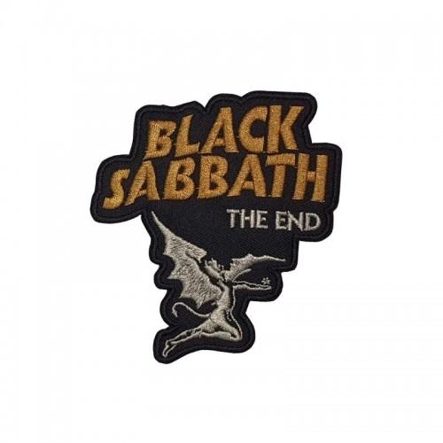 Patch Black Sabbath The End