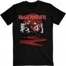 Tricou Iron Maiden Senjutsu Eddie Archer Kanji