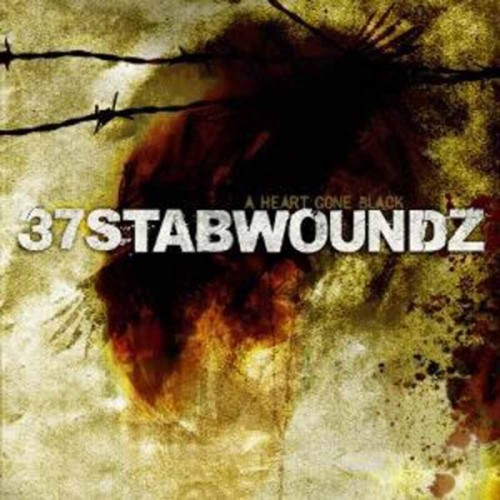 CD 37 Stabwounds A Heart Gone Black