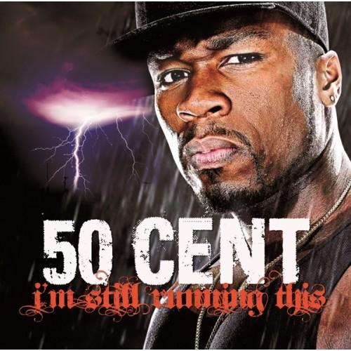 CD 50 Cent I'M Still Running This