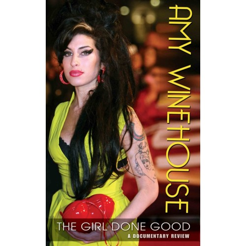 DVD Amy Winehouse The Girl Done Good